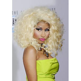 Nicki Minaj At Arrivals For The 40Th Anniversary American Music Awards - Arrivals 2 Photo Print