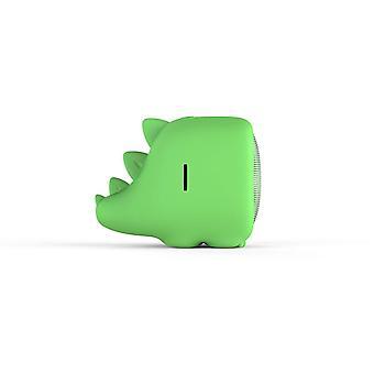 Kitsound boogie buddy kids portable bluetooth wireless speaker - dinosaur,ksbogdi