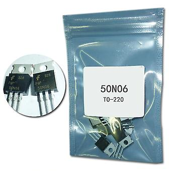 Fqp50n06 To220 50n06 Mosfet Original