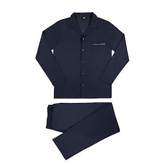 Marine Mercerized Cotton Pyjama   - Men Pyjamas