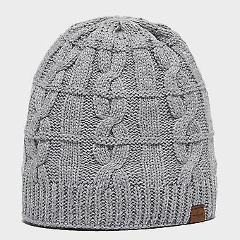 New Sealskinz Men's Waterproof Knitted Beanie Grey