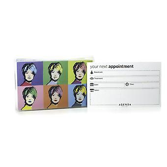 Agenda Hair AP16 Appointment Cards (Pack Of 100)