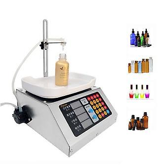 0-50ml Small Automatic Cnc Liquid Filling Machine (220v)
