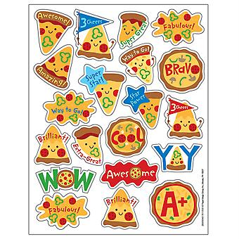 Pizza Stickers - Scented