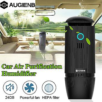 NOBICO  HEPA Ioniser Car Air Purifier Portable Humidifier Oil Aroma Diffuser