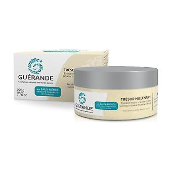 Millennial treasure exfoliating hands and organic targeted areas 220 g