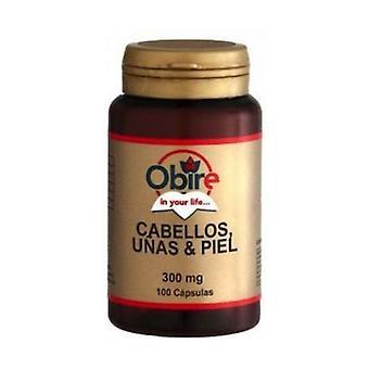 Hair and Nails (yeast + Selenium) 100 capsules of 225mg