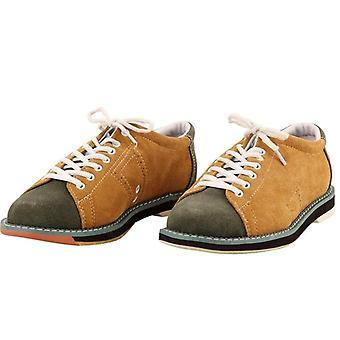 נעלי באולינג, נושם החלקה סוליה נעלי ספורט, בחוץ אימון ספורט