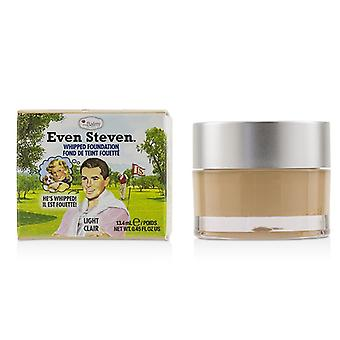 TheBalm även Steven Whipped Foundation - # ljus 13.4ml/0.45oz