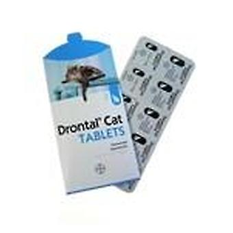 Drontal Allwormer Cats - 2 Tabs