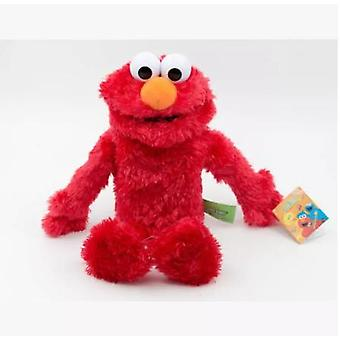 Sesame Street Cookie Monster Soft Plush Toy With Plastic Eyes Cute Stuffed Dolls 23cm