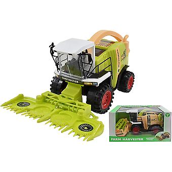 Farm Combine Harvester (One Supplied)