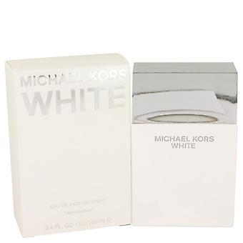Michael Kors weiß Eau De Parfum Spray von Michael Kors 3.4 oz Eau De Parfum Spray
