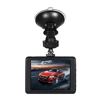 1080P řidičský rekordér auto backbox dvr palubní kamera 170° širokoúhlé noční vidění