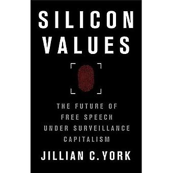 Silicon Values The Future of Free Speech Under Surveillance Capitalism