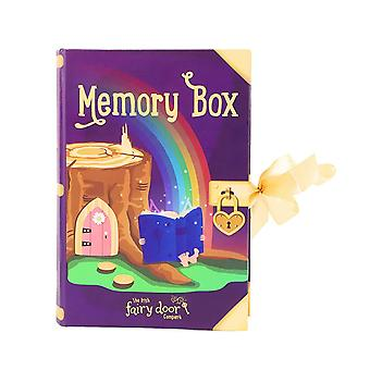 The irish fairy door company memory box