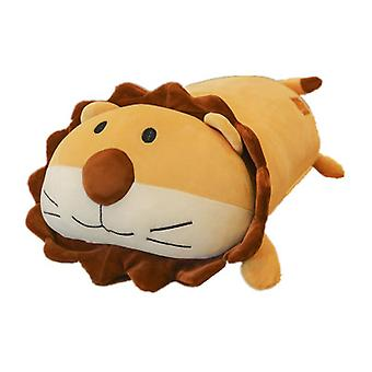 Lion Plush Toy Doll Cute Soft Pillow