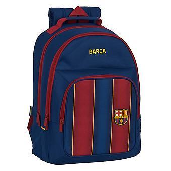 Borsa scuola F.C. Barcelona Maroon Navy Blue