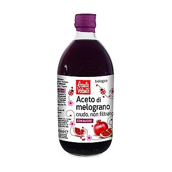 Unfiltered pomegranate vinegar 500 ml