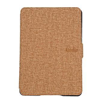 Magneettikotelo Kindle Paperwhite 1/2/3 Vaaleanruskea