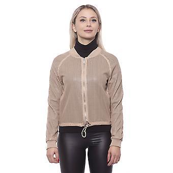 Naisten Beige Versace Takki 19v69