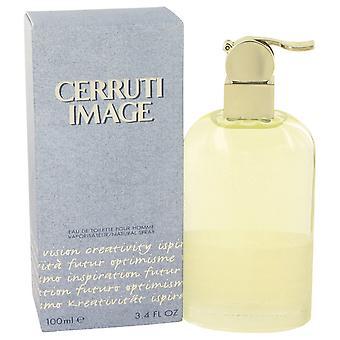 IMAGE by Nino Cerruti Eau De Toilette Spray 3.4 oz