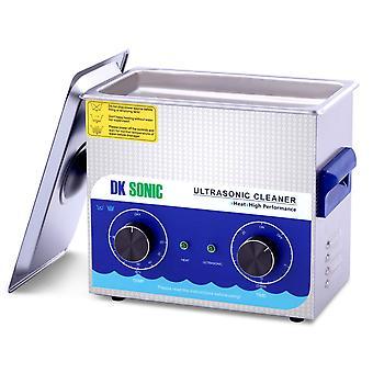 FengChun Tischplatte Ultraschallreiniger 3L Edelstahl Ultraschallreinigungsgert fr Uhren Schmuck