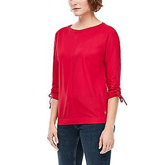 s.Oliver 120.10.010.12.130.2043831 T-skjorte, Rød, 48 Kvinne