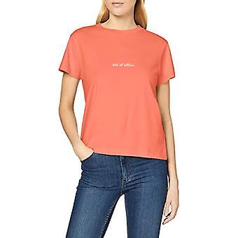 Marc O'Polo 3210051169 T-Shirt, Orange (Salty Peach 265), Medium Woman