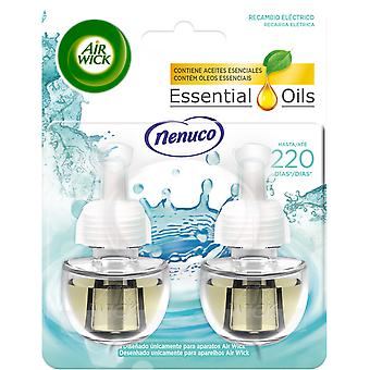 Air Wick Nenuco Electric Air Freshener 2 Spare Parts