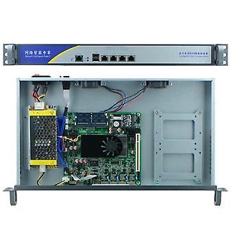 1u Tyyppi Intel D525 4 * 82583v portit