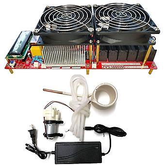 Nagyfrekvenciás indukciós fűtőmodul Flyback driver heater