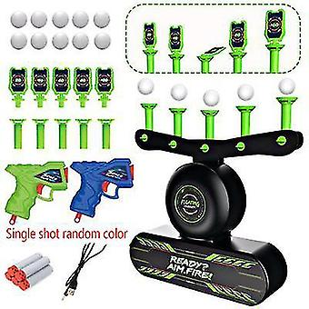Style1 electric suspension shooting target children's soft bullet x355