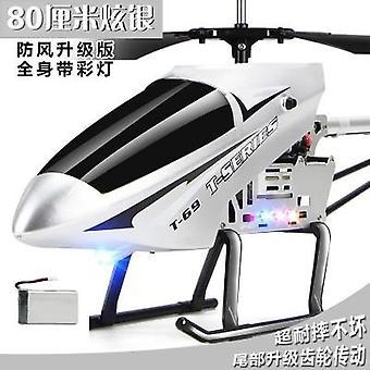 3.5ch 80cm Super Large Távirányító Repülőgép Esésgátló Rc Helikopter