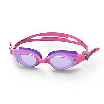 SwimTech Quantum Goggles - Pink/Purple