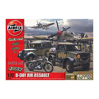 75-vuotisjuhla D-Day Air Assault Air Fix Lahjasetti