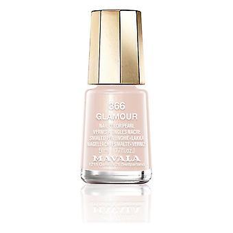 Nail polish Nail Color Mavala 366-glamour (5 ml)