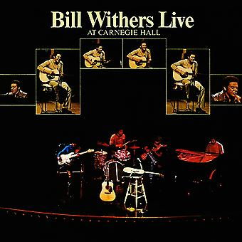 Bill Withers - Bill Withers live alla Carnegie Hall Vinile (Bill Withers Live at Carnegie Hall Vinyl)