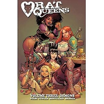 Rat Queens Volume 3 Demons