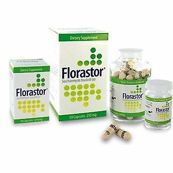 Florastor Probiotic Dietary Supplement Florastor 50 per Bottle Capsule, 50 Count