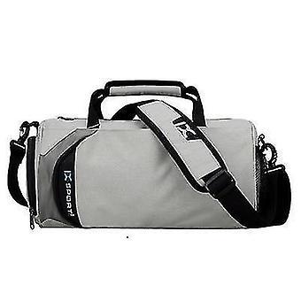 رمادي جديد أكياس الصالة الرياضية الصغيرة للرجال لتدريب اللياقة البدنية في الهواء الطلق السفر الرياضة حقيبة sm63603