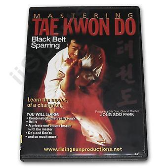 Mastering Tae Kwon Do Ceinture Noire Sparring Dvd Park -Vd6744A