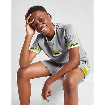 New Sonneti Boys' Zoner Poly Tape T-Shirt  from JD Outlet Grey