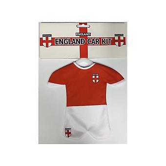 England Mini Car Mirror Decoration
