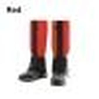 Outdoor legging gaiters waterproof leg covers for camping climbing skiing desert boots shoes snow gaiters legs protection
