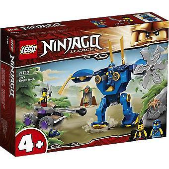Lego Ninjago Jay's Elektro mecha 71740