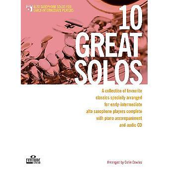 10 Great Solos - Alto Sax