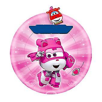 Flygende treplater, profesjonell ultimate flygende stor flygende plate frisbee (rosa)