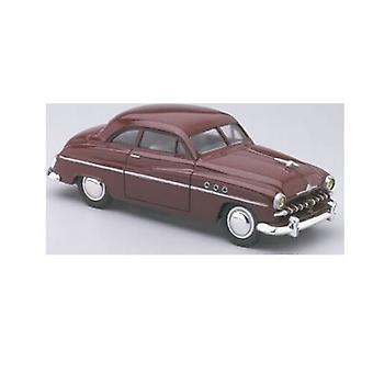 Ford Vedette Coupe in Burgundy (1:43 scale by Eligor ELI140100)