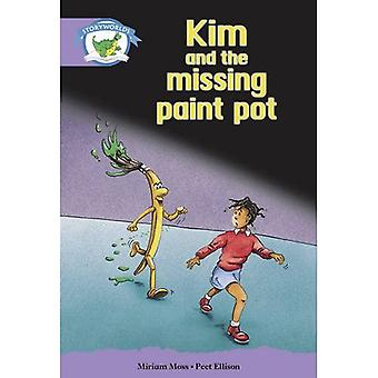 Lit Ed Storyworlds Stage 8, Fantasy World, Kim and the Missing Paint Pot